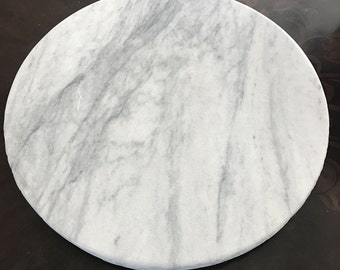 Marble Lazy Susan Etsy