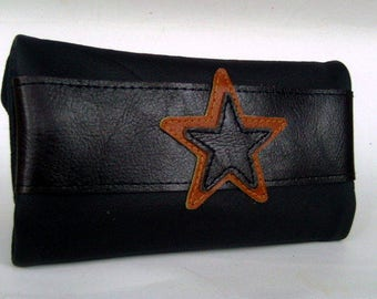 Tobacco pouch Leather / Brown