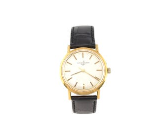 Ulysse Nardin Gentleman's 18ct Yellow Gold Wrist Watch