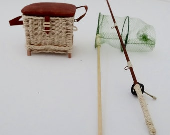 River Fishing Set