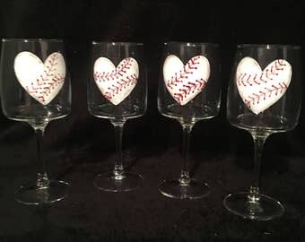 Themed Wine Glasses
