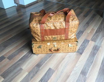 Authentic MCM Travelbag XXL no gucci Vuitton