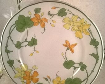 Villeroy & Boch, cake plate, from the series geranium