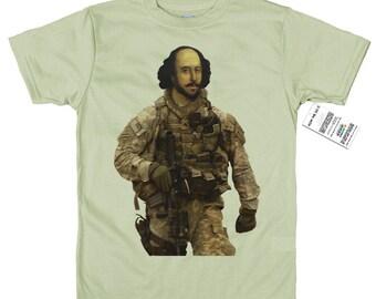 Sgt. Shakespeare T shirt