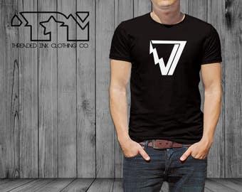 Team Vex7 Shirt. 100% ringspun cotton.