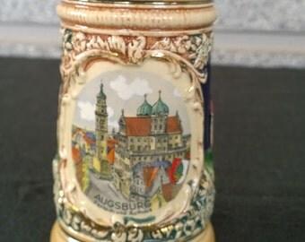 Mug of beer Augsburg / jug of beer Augsburg