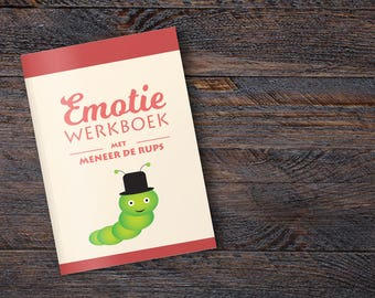 Nederlands emotie werkboek, emoties, leren, sociaal emotionele ontwikkeling, autisme