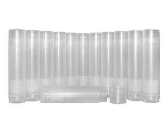 BPA Free Lip Balm Tubes *10 pcs