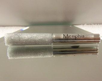 Silver Glitter Gel Eyeliner (Memphis) Cruelty Free