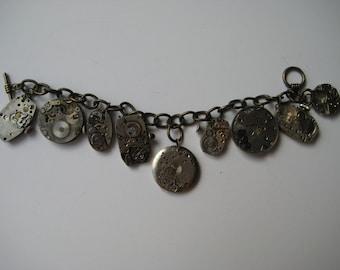 Watch gear bracelet