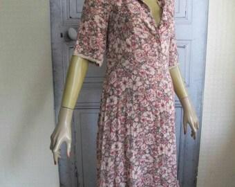 vintage original dress BLOUSE shirt