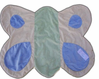 "Baby ""Butterfly"" Blanket"