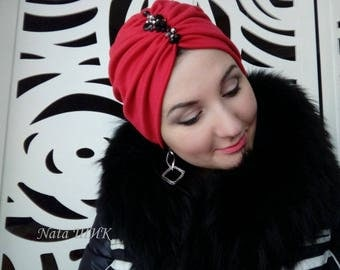 Cotton Turban Hat