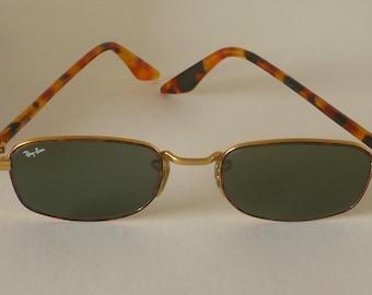 Vintage Ray Ban W2190 side street crosswalk sunglasses by B & L