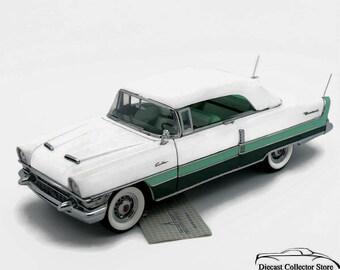 FRANKLIN MINT 1955 Packard Caribbean 1999 Pebble Beach Limited Edition 3000 pcs Diecast 1:24 FM-0143-09/37