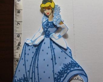 Cinderella Foam Cut Outs