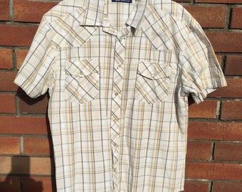 Vintage Men's Shirt Ben Sherman