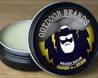 Outdoor Beards Beard Balm - Caught in a Storm