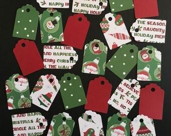 Christmas Gift Tags (50)