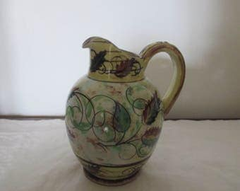 Glyn Colledge Bourne Denby jug/Pitcher