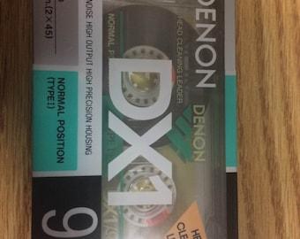 DENON DX1 Cassette - 90 Minutes Blank Tape