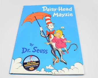 DR. SEUSS Daisy-Head Mayzie Book ~ Dr. Seuss Beginner Books ~ Dr. Seuss Children's Books ~ Dr. Seuss ~ Dr. Seuss Books ~ Dr. Seuss Mayzie