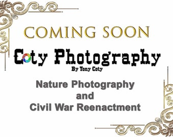 Coming Soon - Coty Photography