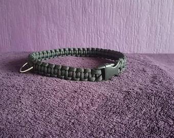 Black 16inc collar