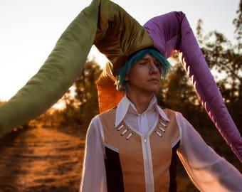 SALE! Ragnarok Online Clown Cosplay Costume