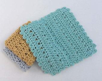 Crochet Dish Cloth/Wash Cloth