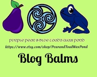 Blog Lip Balms