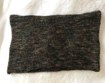 Wool children's cowl - Western