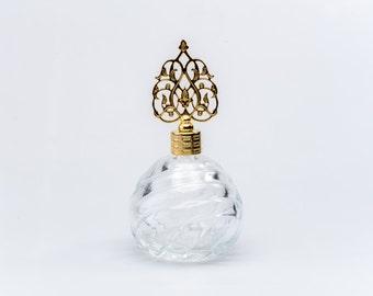 Oriental / Ottoman / Turkish Perfume Bottle, Harem Perfume Bottle, Sultan's Perfume Bottle