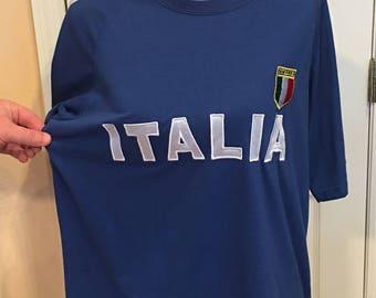 Mens vintage Italia t-shirt