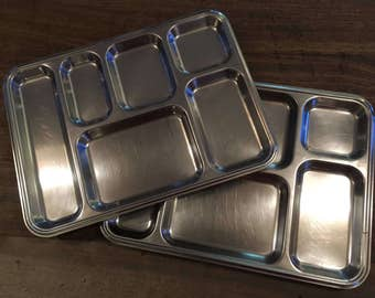Meal prison stainless