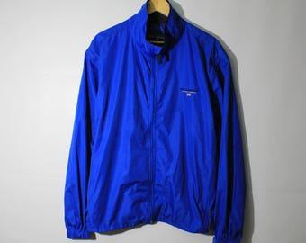 vintage Polo Sport Ralph Lauren track jacket tracker men's SIZE XL-XXL blue
