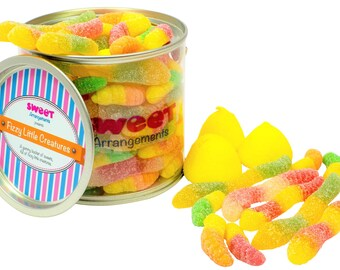 Fizzy Creatures/sweets/gifts/fizzy sweets/sour sweets/party bag
