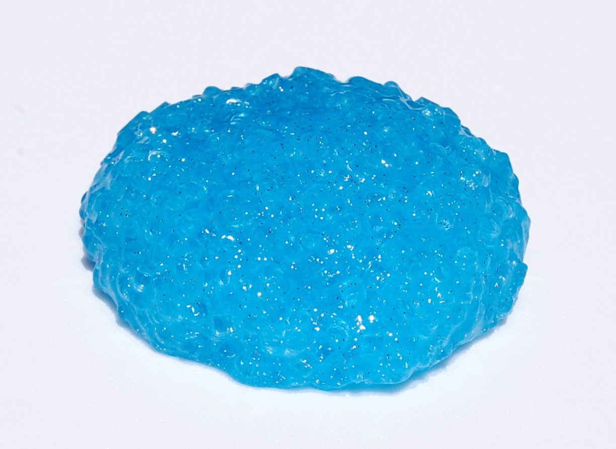 how to fix crunchy slime
