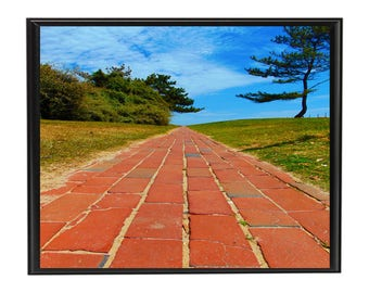 Path to the Beach- 6x8 INSTANT DOWNLOAD