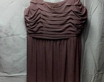 Long Black Skinny Strap Dress