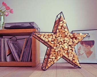 bigstar - Big star for your home made from steel