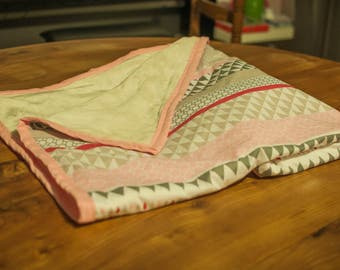Cover baby - 100% cotton and polar