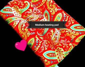 Heating Pad, Medium Heating Bag, Corn Heating pad, Microwave Heating pack, Massage Therapy,