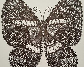Butterfly by Holly's Designs