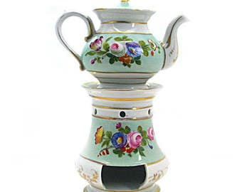 Moulin porcelain of Paris of the 19th century