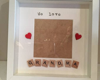 We love Grandma Frame