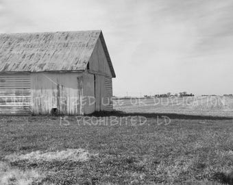 Barn Photo, barn photography, farm, country, landscape, vintage home decor, rustic, barn picture, farm living, old barns