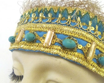 Egyptian style crown