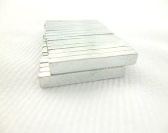 Very Strong STICK Magnet/ Strong Magnets/ Piece sales of 21 x 3 x 0,5 mm