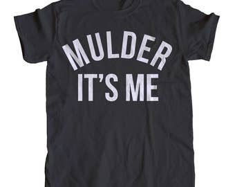 Mulder It's Me Men's T-Shirt